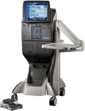 日本アルコン社コンステレーション 小切開硝子体手術用機械